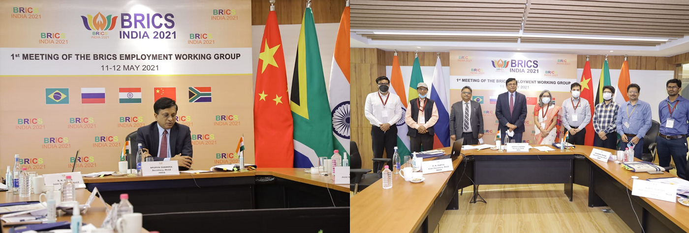 BRICS Employment Working Group Meeting