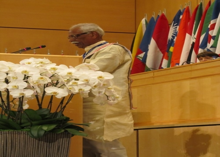 MOS(IC)L&E in ILO, Geneva at 104th Session of ILC