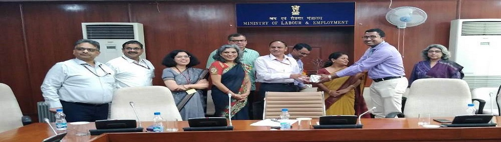 Farewell of Assistant Secretaries Posted in Ministry