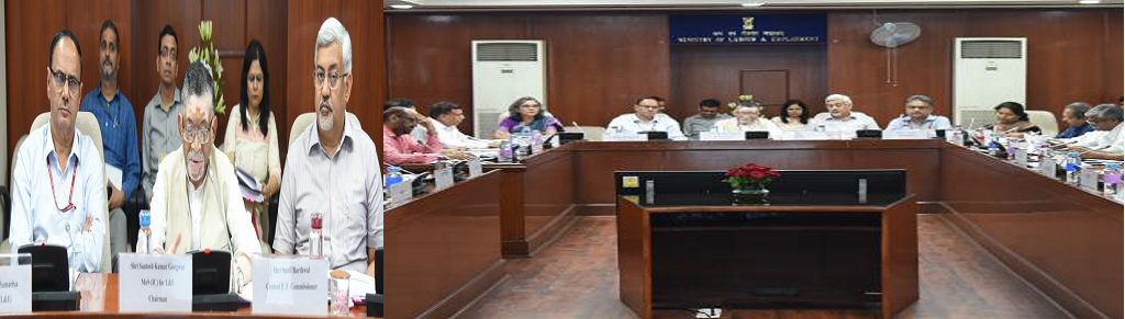Tripartite consultation held on 24.9.2019