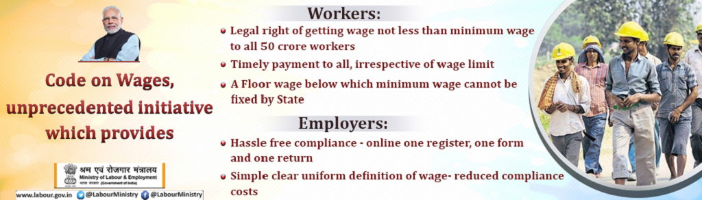 Home | Ministry of Labour & Employment | GoI