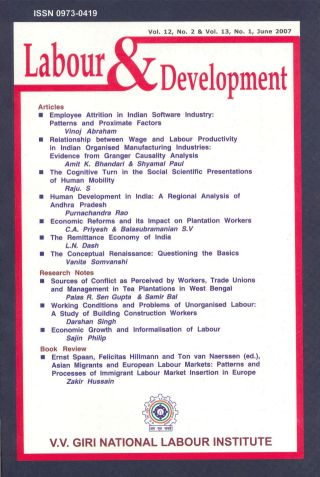 Labour & Development