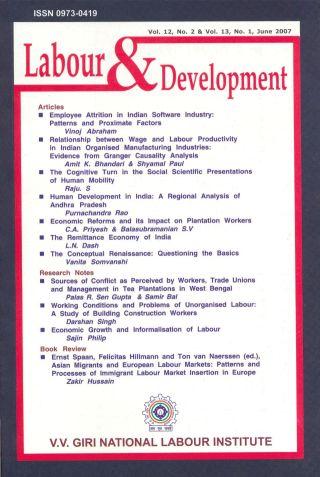 Labour & Development