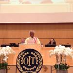 MOS(IC) L&E in Geneva at 105th Session of ILC